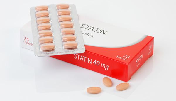 Cholesterinsenker und Statine: Atorvastatin, Pravastatin, Rosuvastatin, Simvastatin
