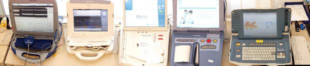 Abfragegeräte für Herzschrittmacher ICD