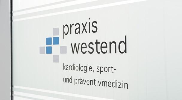 Impressum der Kardiologie praxis westend Berlin