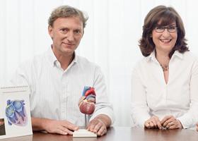 Kardiologen und Internisten der praxis westend Berlin