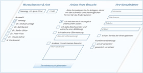 Kardiologie Termin in Berlin online anfragen