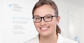 Kardiologin Melanie Peuler in Berlin