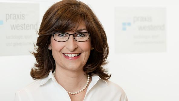 Dr. med. Ursula Kühne - Fachärztin für Innere Medizin und Kardiologie Berlin