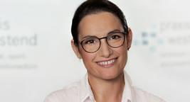 Kardiologin Brunhilde Wellge in Berlin